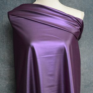 Faux Leather, Purple – 1/2 meter