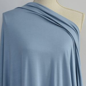 Nouvel Bamboo Rayon Spandex - Light Horizon - 1/2 meter