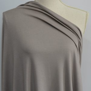 Nouvel Bamboo Rayon Spandex - Taupe - 1/2 meter