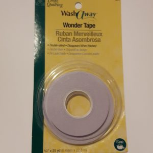 Wash Away Wonder Tape - 22.8 meters