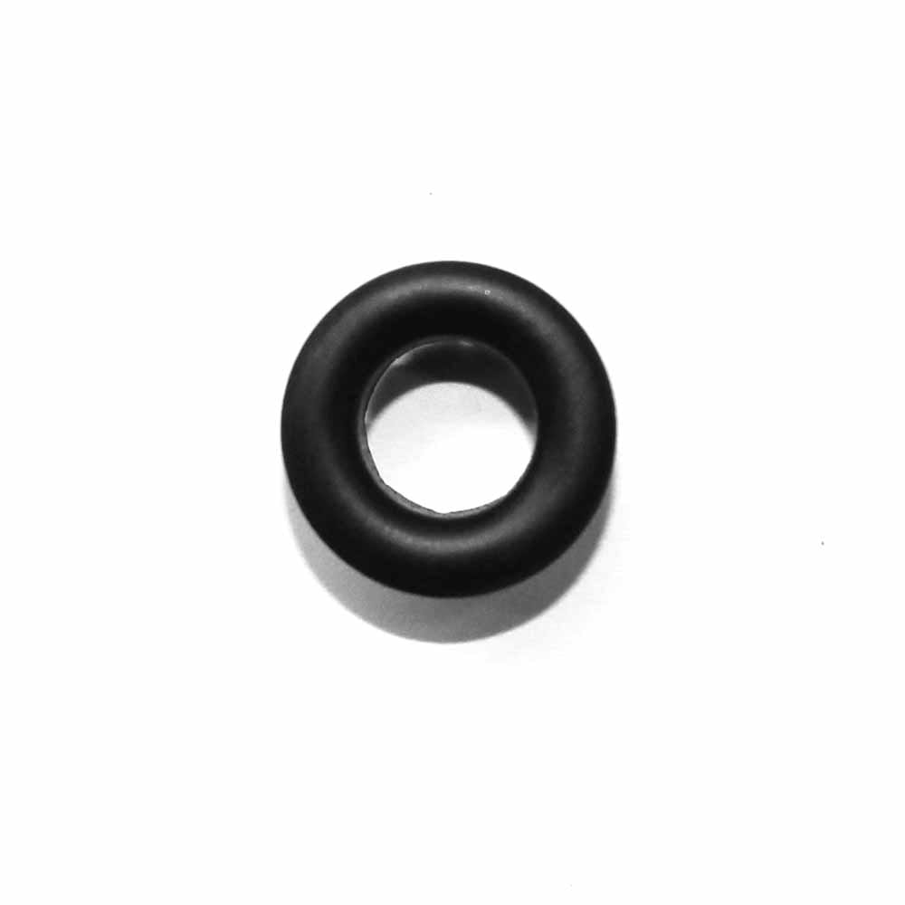Grommets 8mm with Tool, Matte Black - Pkg of 14