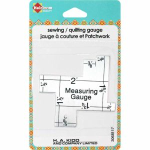 Heirloom Measuring Gauge