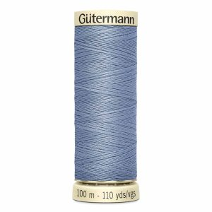 Gutermann Sew-All Thread, 224 Tile Blue - 100 m