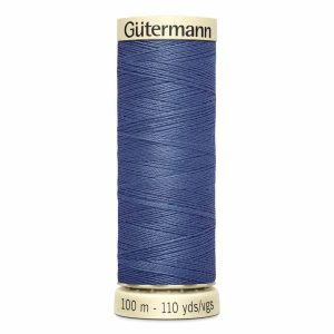 Gutermann Sew-All Thread, 233 Slate Blue - 100 m