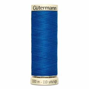 Gutermann Sew-All Thread, 248 Electric Blue - 100 m