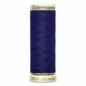 Gutermann Sew-All Thread, 266 Brite Navy - 100 m
