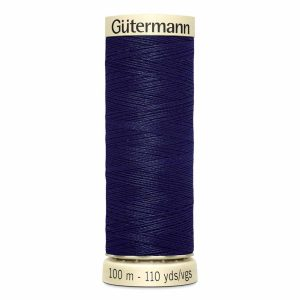 Gutermann Sew-All Thread, 272 Navy - 100 m