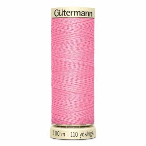 Gutermann Sew-All Thread, 315 Dawn Pink - 100 m