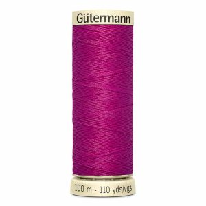 Gutermann Sew-All Thread, 318 Fucshia - 100 m