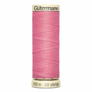 Gutermann Sew-All Thread, 321 Bubble Gum - 100 m