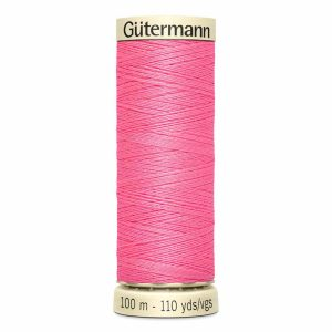 Gutermann Sew-All Thread, 335 Strawberry - 100 m