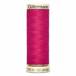 Gutermann Sew-All Thread, 345 Raspberry - 100 m