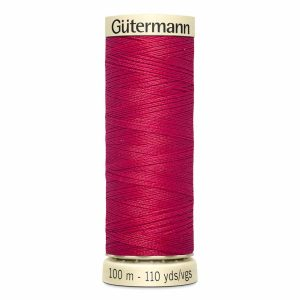 Gutermann Sew-All Thread, 347 Crimson - 100 m