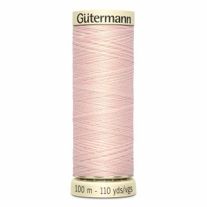 Gutermann Sew-All Thread, 371 Blush - 100 m