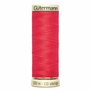 Gutermann Sew-All Thread, 390 Flamingo - 100 m