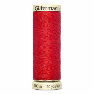Gutermann Sew-All Thread, 405 Flame Red - 100 m