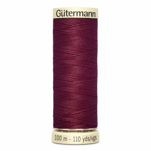 Gutermann Sew-All Thread, 443 Garnet - 100 m