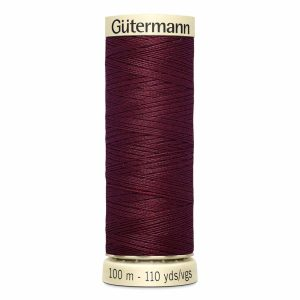 Gutermann Sew-All Thread, 450 Burgundy - 100 m