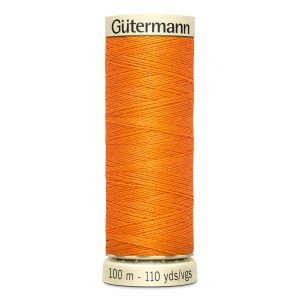 Gutermann Sew-All Thread, 462 Tangerine - 100 m