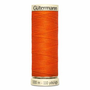 Gutermann Sew-All Thread, 470 Orange - 100 m