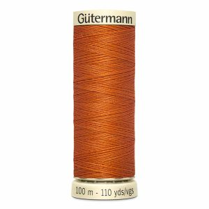 Gutermann Sew-All Thread, 472 Carrot - 100 m