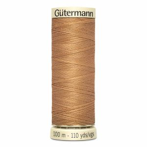 Gutermann Sew-All Thread, 504 Cashmere - 100 m