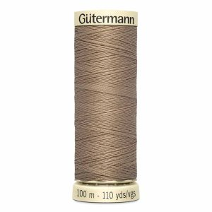 Gutermann Sew-All Thread, 511 Dove Beige - 100 m