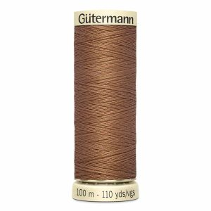 Gutermann Sew-All Thread, 535 Caramel - 100 m