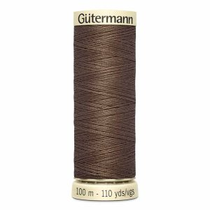 Gutermann Sew-All Thread, 551 Cocoa - 100 m
