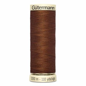 Gutermann Sew-All Thread, 554 Cinnamon - 100 m