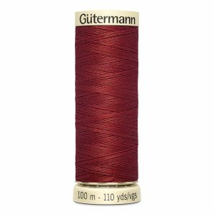 Gutermann Sew-All Thread, 570 Rust - 100 m