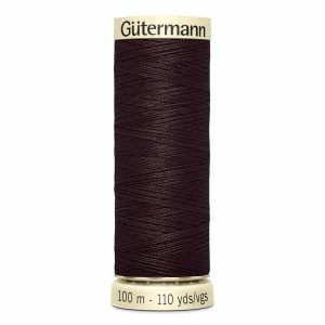Gutermann Sew-All Thread, 594 Walnut - 100 m