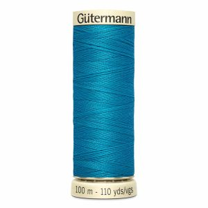 Gutermann Sew-All Thread, 621 River Blue - 100 m