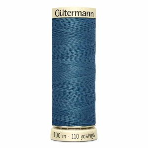 Gutermann Sew-All Thread, 635 Lt. Teal - 100 m