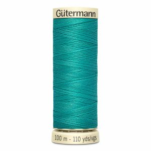 Gutermann Sew-All Thread, 660 Caribbean Green - 100 m