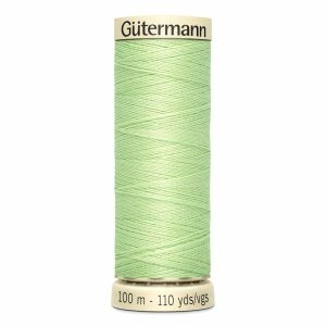 Gutermann Sew-All Thread, 704 Lt. Green - 100 m