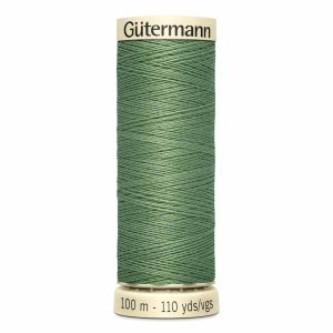 Gutermann Sew-All Thread, 723 Khaki Green - 100 m