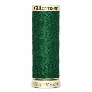 Gutermann Sew-All Thread, 748 Green - 100 m