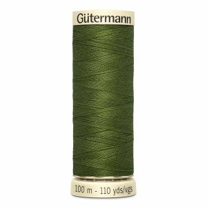 Gutermann Sew-All Thread, 780 Olive - 100 m