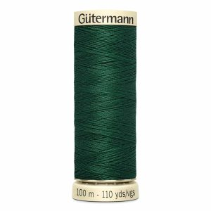 Gutermann Sew-All Thread, 788 Dark Green - 100 m
