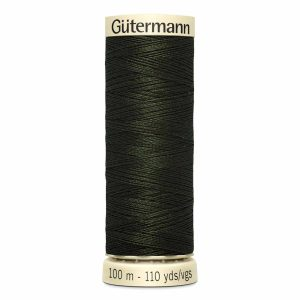 Gutermann Sew-All Thread, 793 Evergreen - 100 m