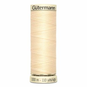 Gutermann Sew-All Thread, 803 Butterfly - 100 m