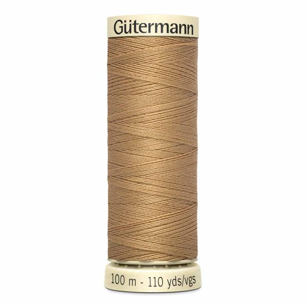 Gutermann Sew-All Thread, 825 Burlywood - 100 m
