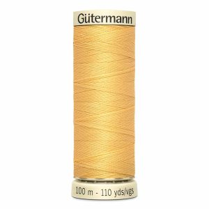 Gutermann Sew-All Thread, 827 Dusty Gold - 100 m
