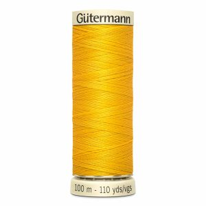 Gutermann Sew-All Thread, 850 Goldenrod - 100 m