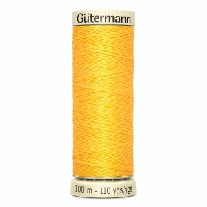 Gutermann Sew-All Thread, 855 Saffron - 100 m