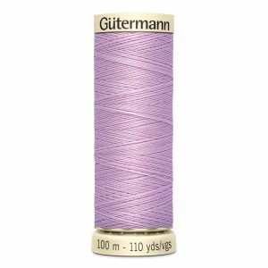 Gutermann Sew-All Thread, 909 Lt. Lilac - 100 m