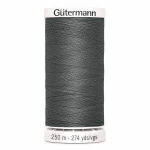 Gutermann Sew-All Thread, 115 Rail Grey - 250 m