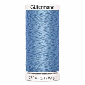Gutermann Sew-All Thread, 227 Copen Blue - 250 m