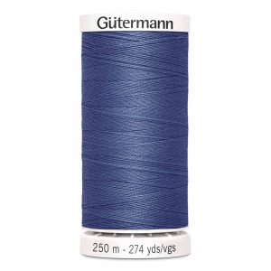 Gutermann Sew-All Thread, 233 Slate Blue - 250 m